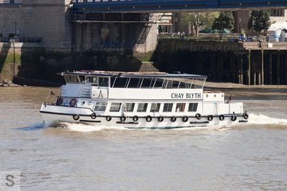 Chay Blyth Cruise Boat on River Thames