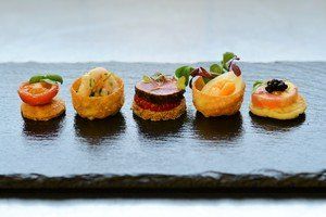5 Canapes package